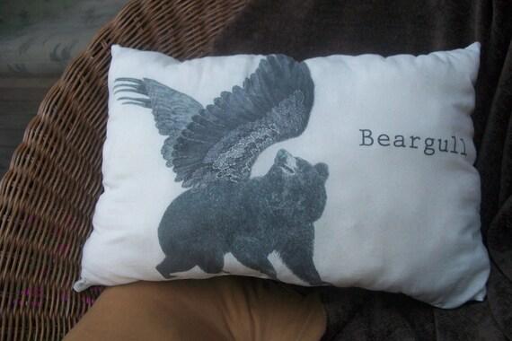 Beargull Pillow