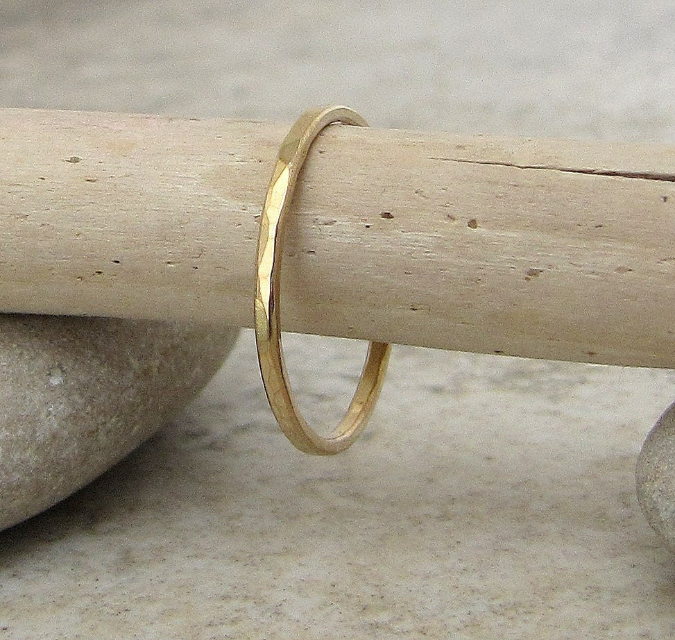 simple wedding ring simple wedding bands Thin Gold Wedding Band Women s Wedding Ring Hammered Gold Wedding Ring 14k Simple Gold Band Dainty Delicate Gold Wedding Bands Gift for Her