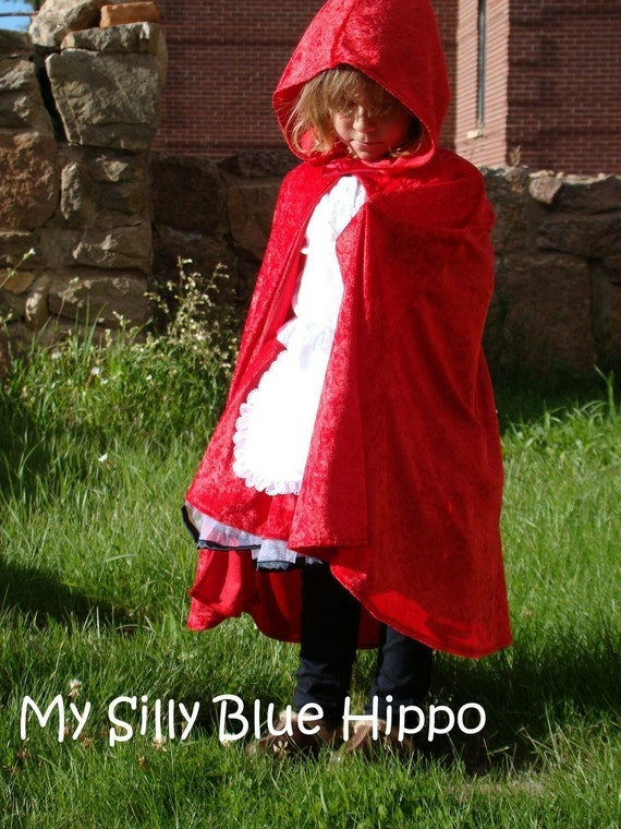 Little Red Riding Hood's Cape Fairy Tale Land