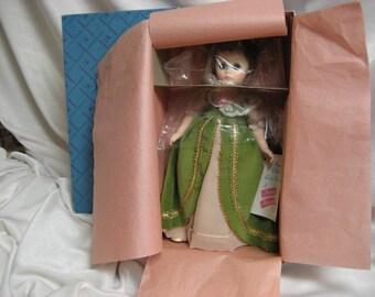 "1338 Vintage Madame Alexander Dolls, Lady Hamilton, Vintage Madame Alexander Doll 12"""