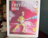 Personalized CUSTOM Childrens Book - FIREFIGHTERS HERO