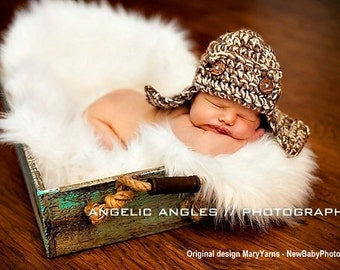 HAT Baby Photo prop, Photography Baby Hat, Photo Shoot New Baby Hat, all Babies Photography Hat, Gift Newborn Hat Baby Showers Ready to ship