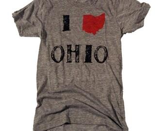 I Love Ohio Tee