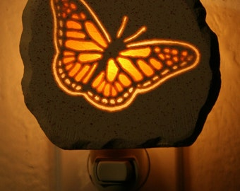 Monarch Butterfly Nightlight