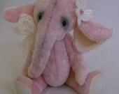 Blossom Elephant complete sewing kit for a miniature elephant
