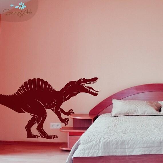 Spinosaurus - Dinosaur Vinyl Wall Decal