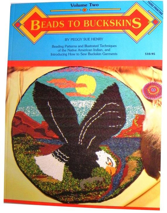 Beads to Buckskins Book Volume Two