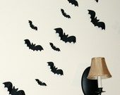 Halloween Decorations 3D Bats Flying Bats Halloween Decor Halloween Wall Decals Halloween Party - MyScrapbookStudio
