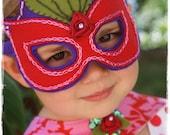 Super Princess Mask PDF Pattern