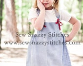 Dorothy Costume for Infants and Toddlers