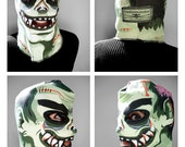 Frankenmonster Mask (100% Organic Cotton Knit) ADULT size