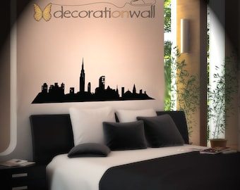 NYC wall decal 40 x 15