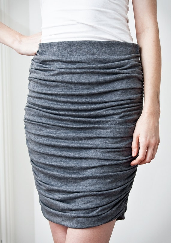 Women's Draped Skirt Pattern