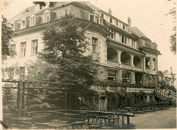 "Vintage Photo ""German Travel"", Photography, Paper Ephemera, Antique, Snapshot, Old Photo, Collectibles - 0040"