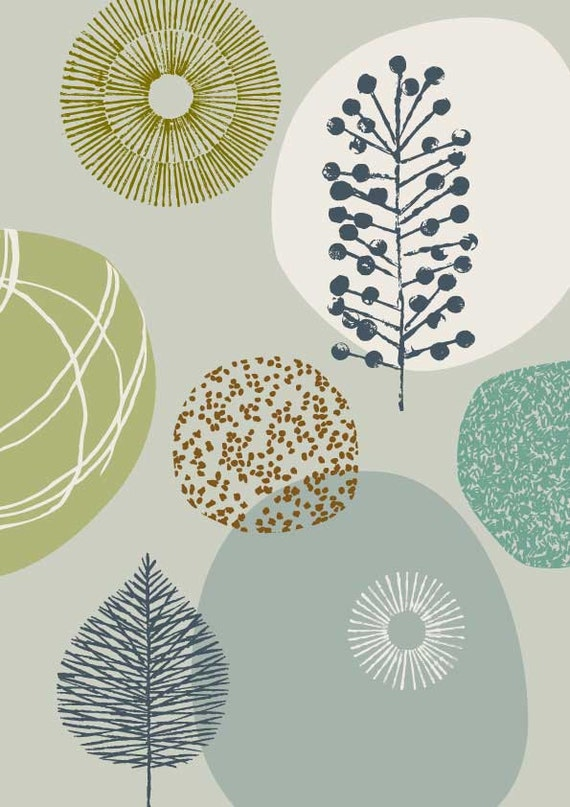 Nature No6, limited edition giclee print
