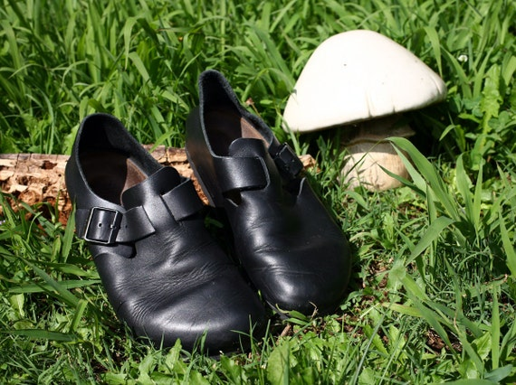 ON SALE! Birkenstock London Size 10 (43), Black, 30 Dollars Off Original List