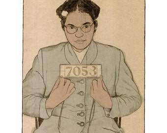 how to make a rosa parks costume