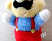 Super Mario Brothers Mario Plush Toy