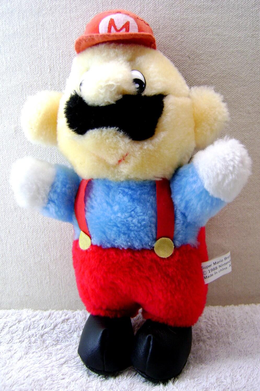 Super Mario Brothers Mario Plush Toy