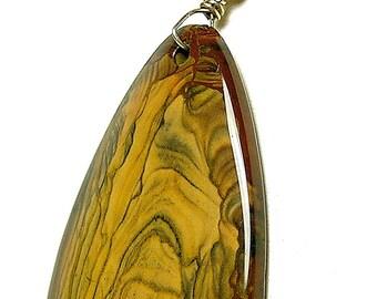 Royal Sahara Jasper Pendant