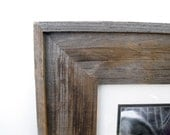 """Barnwood Picture Frame - 8""""x10"""""""