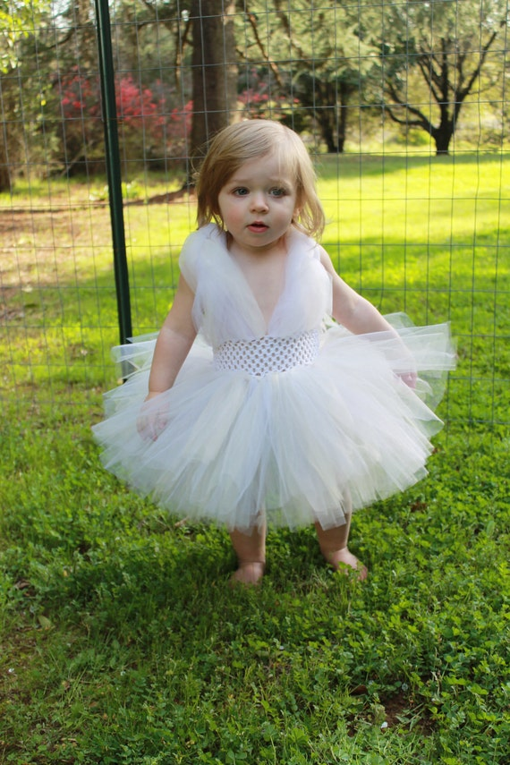 Marilyn monroe white tutu dress
