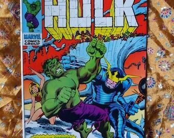 The Incredible Hulk No 126 Marvel Comics 1970, Stan Lee Herbe Trimpe Roy Thomas The Night-Crawler