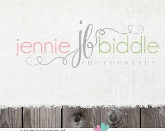 Photography Logo premade logo logos and watermarks premade Logo Designs Initials Logo Photographer Watermarks initials watermark