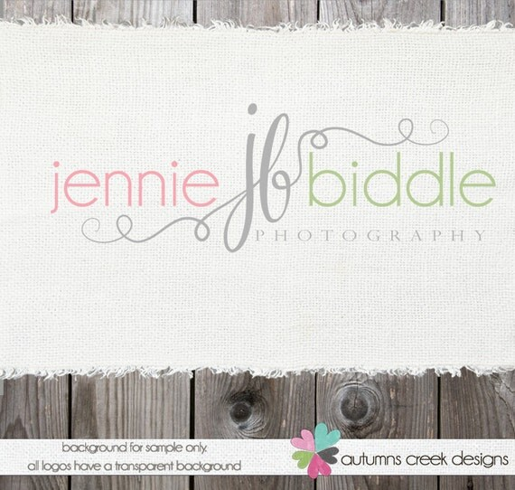 Photography Logo premade logo Photography logos and watermarks premade Logo Designs Initials Logo Photographer Watermarks initials watermark