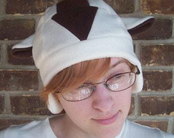 Appa Avatar Hat - Fleece Hat Adult, Teen, Kid - A winter, nerdy, geekery gift!
