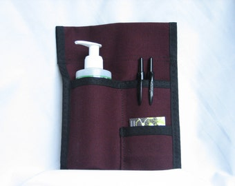 Made to Order - 3 Pocket Massage Holster  with belt in (ANY Color)