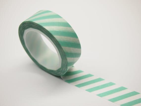 Washi Tape - Thick Stripe (10M)