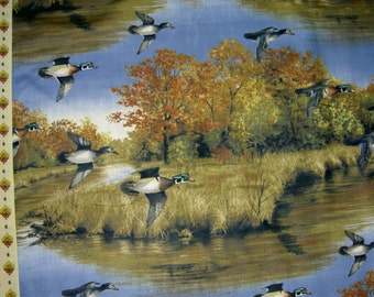 Duck Hunting Lovers large throw Canadian Blanket ***FREE SHIPPING*** Made in USA
