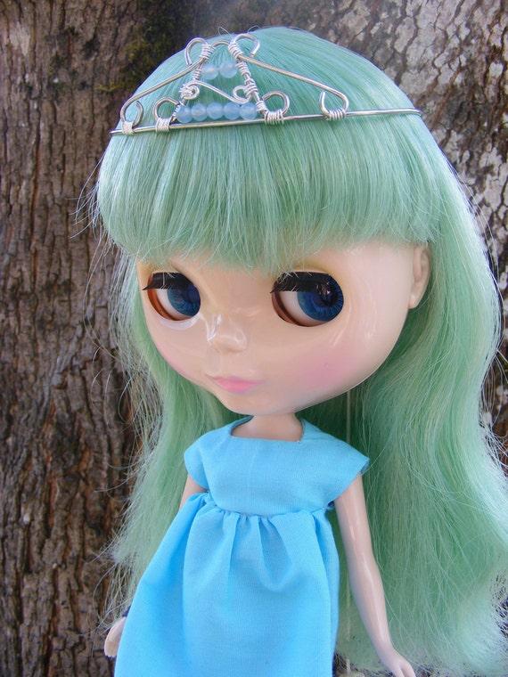 Queen of the Sea Tiara for Blythe