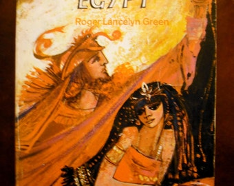 Tales of Ancient Egypt, by Roger Lancelyn Green 1971 (Paperback)