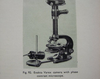 1966 Practical Photomicrography Book