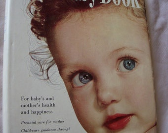 1951 Baby Book by Better Homes and Gardens