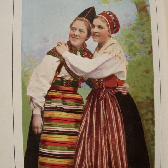 1910 Burton Holmes Travelogues  Norway   Sweden  Denmark