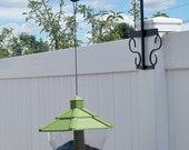 Shepherd's Hook for Vinyl Fence