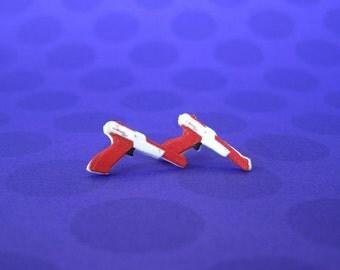 Nintendo Zapper Earrings