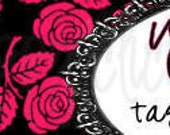 Roses are Pink Banner