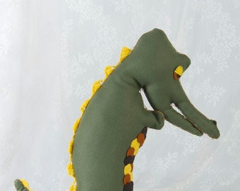 crocodile plush, dinosaur toy, crocodile soft toy, alligator toy,  Stuffed crocodile, alligator Plush, kids Plush, crocodile toy, kids toy