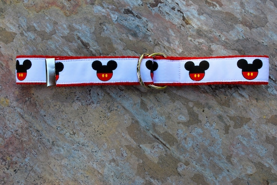 Baby/Children's Mickey Mouse Belt - X Small and Small ONLY