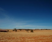 Abandoned House Print, Country Australia, Landscape Photography, Nature Photography,  8 x 10 Fine Art Photography
