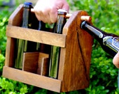 Beer Carrier - Beer Caddie - Beer Tote
