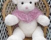 Bear Furry CROCHET PATTERN Teddy Bear Lovely Lady