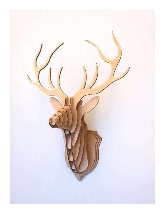 Deer Head Stag Trophy (Medium)