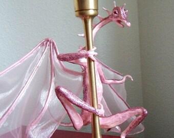 Jewel the Pole Dancer: Devils Claw Dragon Art Doll