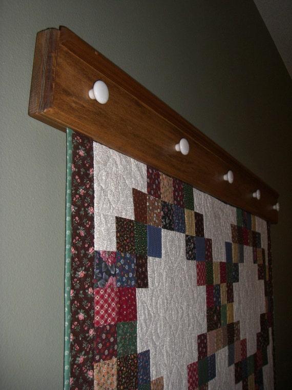 quilt or blanket rack