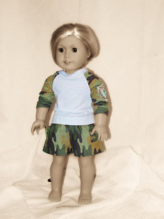 "American Girl Doll Clothes ""Eco Activist"""